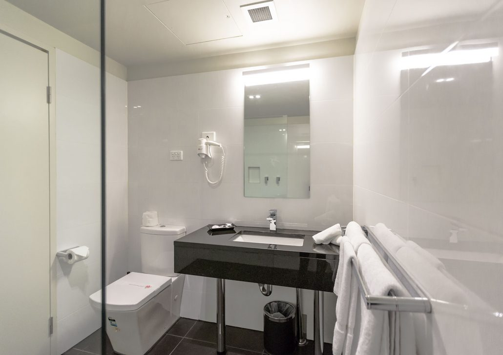 Corporate Bathroom
